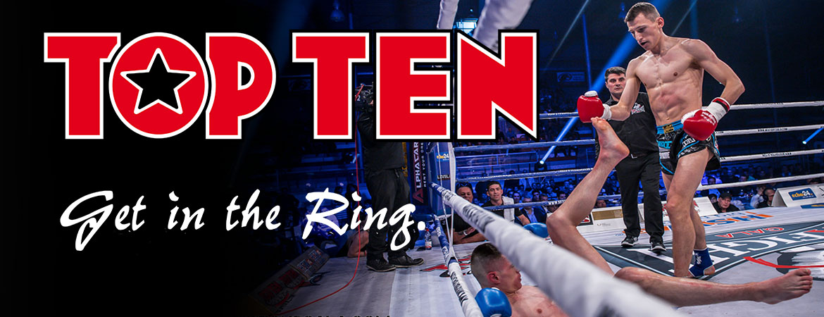 Top Ten Get in the Ring