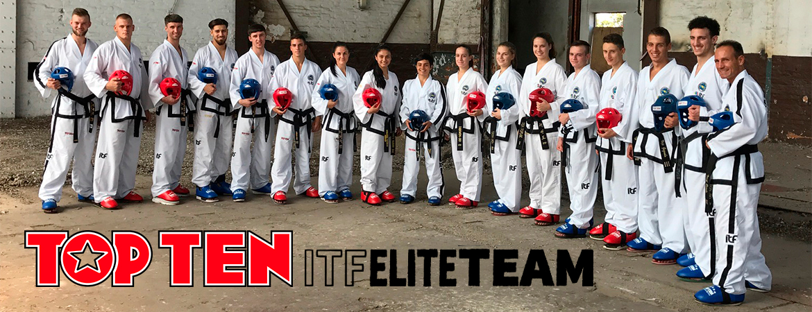 Top Ten ITF Team Elite