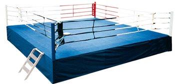 TOP TEN Boxing Ring 7.5 x 7.5