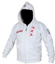 "Hooded Taekwondo Jacket TOP TEN ""TAE KWON DO"""