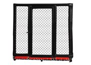 MMA Cage Wallboard CPD5 207 cm with door