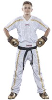 "Kickboxing Uniform TOP TEN MESH ""Star-Collection"" Kids"