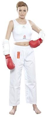 Paraseno Karate HAYASHI Maxi (approvato WKF)