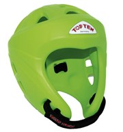 TOP TEN AVANTGARDE headguard NEON Green
