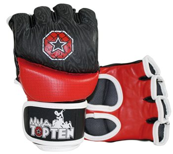 """Grappling Gloves TOP TEN MMA """"ULTIMATE FIGHT GLOVE"""""""