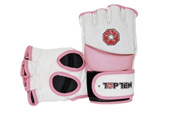 "Grappling Gloves TOP TEN MMA ""ULTIMATE FIGHT GLOVE"" Girls"