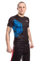 "Rash Guard TOPTEN MMA ""Octagon"""
