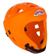 TOP TEN AVANTGARDE headguard NEON Orange