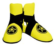 "Kicks TOP TEN FIGHT ""Star"" NEON Yellow"