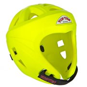 TOP TEN AVANTGARDE headguard NEON Yellow