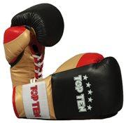 Boxe Gloves TOP TEN PRO Gloves 8-10 Oz Black/Red/Gold