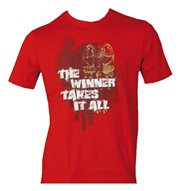 "T-Shirt TOP TEN ""The Winner Takes"""