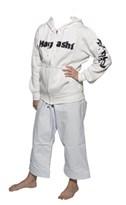 Hayashi Hooded Sweater White