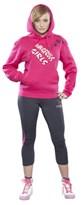 TOP TEN Fitness Pants 3/4 Black/Pink