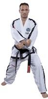 "Dobok Taekwondo TOP TEN ITF 2013 ""DIAMOND MASTER"" Istruttore >=4 Dan"