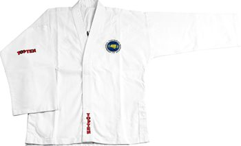 Dobok Taekwondo TOP TEN DELUXE Cinture Colorate