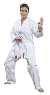Dobok Taekwondo HAYASHI TAEGUK con stampa