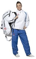 HAYASHI Sportbag/backpack combo SPORT BAG White Big