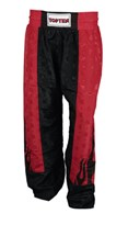 Pantaloni Kickboxing TOP TEN FLAME