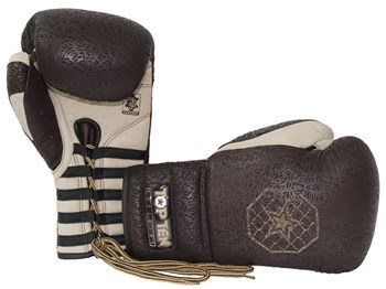 """Boxing gloves TOP TEN """"Laced Up"""" """"Superior"""" 12 oz"""