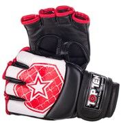 Guanti MMA TOP TEN Octagon Rosso