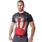 Rash Guard MMA TOP TEN Sunrise long sleeves
