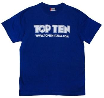 T-Shirt TOP TEN ITALIA Blu