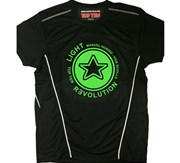 Kickboxing T-Shirt TOP TEN Light Revolution Special Edition