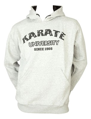 "Hooded Sweater HAYASHI ""Karate University"""