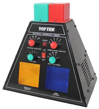 "Timer Digitale per Allenamento TOP TEN ""Pyramid"""