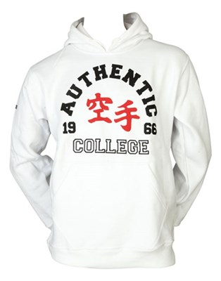 "Hooded Sweater HAYASHI ""Authentic Karate College"""