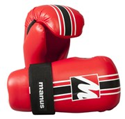 Semi-Contact Gloves MANUS Red
