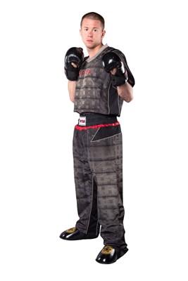 "Divisa Kickboxing TOP TEN ""Snake"""
