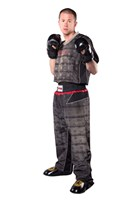 "Kickboxing Uniform TOP TEN ""Snake"""
