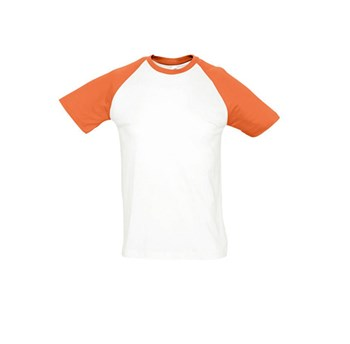 FUNKY - MEN'S 2-COLOUR RAGLAN SLEEVE T-SHIRT