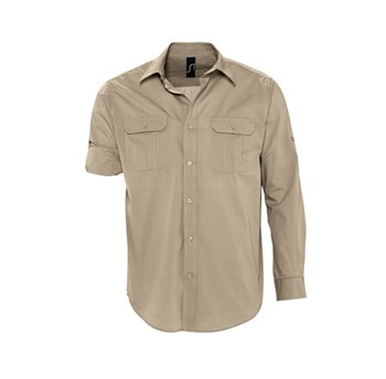 BOLIVIA MEN - LONG SLEEVE MEN'S SHIRT