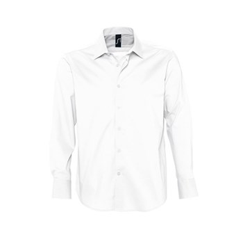 BRIGHTON - LONG SLEEVE STRETCH MEN'S SHIRT
