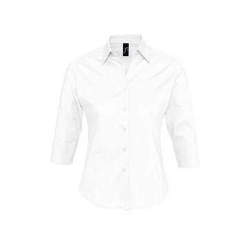 EFFECT - 3/4 SLEEVE STRETCH WOMEN'S SHIRT