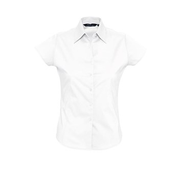 EXCESS - SHORT SLEEVE STRETCH WOMEN'S SHIRT