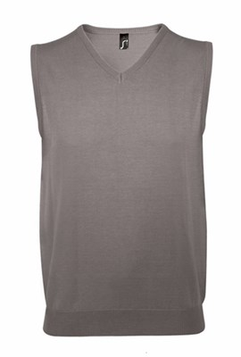 GENTLEMEN - UNISEX SLEEVELESS SWEATER
