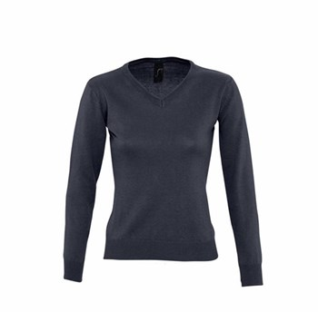 GALAXY WOMEN - WOMEN'S V-NECK SWEATER