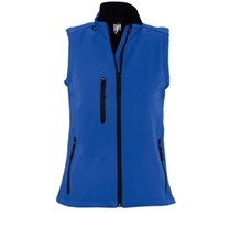 RALLYE WOMEN - WOMEN'S SLEEVELESS SOFTSHELL JACKET