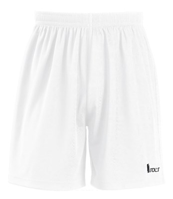 BORUSSIA - ADULTS' BASIC SHORTS WITH INNER PANTS
