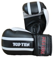 "Kickboxing Gloves TOP TEN ""Stripe"" 10 oz"