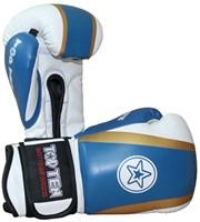 "Kickboxing Gloves TOP TEN ""Star & Stripes"" Blue 12 oz"