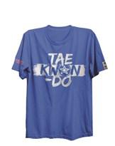 """T-shirt TOP TEN ITF """"Taekwon-Do"""""""
