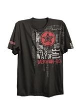 """T-shirt TOP TEN ITF """"Way Of Life"""""""