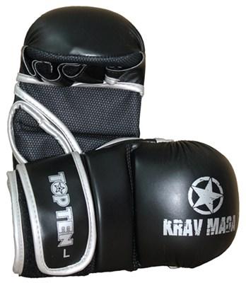 "Grappling/Training gloves ""Krav Maga"""