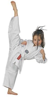 Dobok Taekwondo per bambini HAYASHI TAEGUK senza stampa