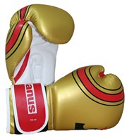 "Guantoni Sparring MANUS ""Metal Gold"" Limited Edition"